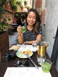 Cocktail break @ Cafe Nin